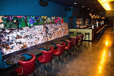 A sneak preview of Retroclubnyc's parlor area! (PRNewsfoto/Retroclubnyc)