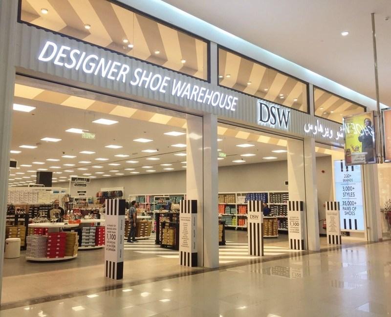 Dsw Designer Shoe Warehouse Opens First Warehouse In Saudi Arabia