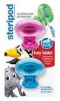 Steripod Kids Toothbrush Protector Debuts at Walmart Stores Nationwide