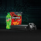 Xbox, Mountain Dew, And Doritos Team Up To Give Away Xbox One X Consoles In