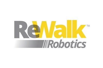 ReWalk Robotics logo (PRNewsFoto/ReWalk Robotics)