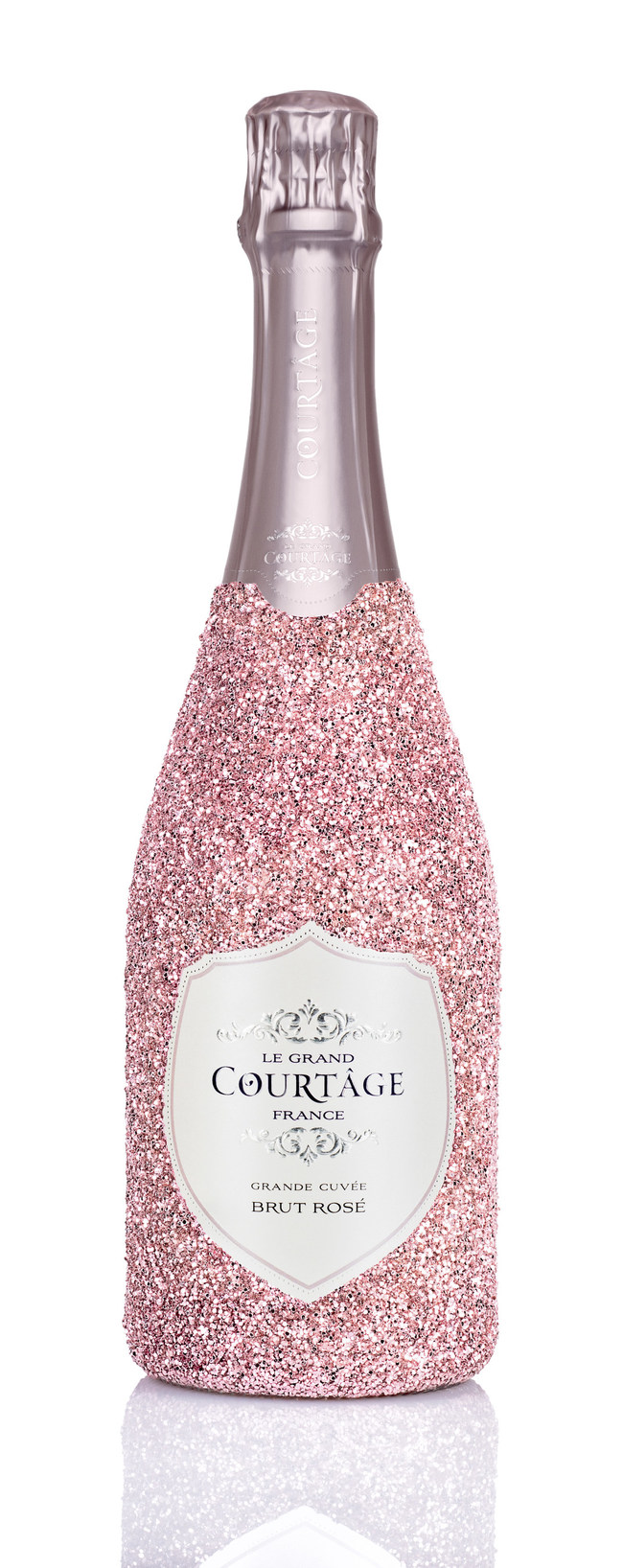 Le Grand Courtâge Bedazzled Brut Rosé