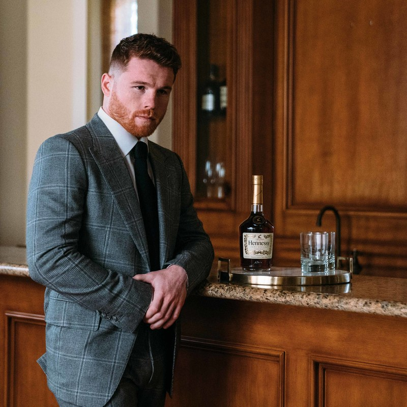 """Hennessy Celebrates """"Canelo"""" Alvarez & Their Shared Commitment to Country & Family"""