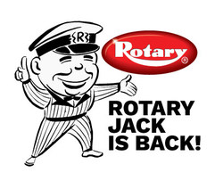 Rotary is bringing back Rotary Jack™, the company's 1940s-era mechanic character, to re-emphasize the company's focus on product quality and service with a smile.