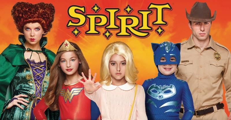 Spirit Halloween Top Costumes for 2017