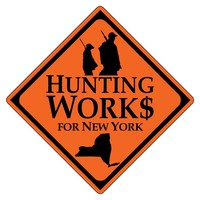 Hunting Works For New York.
