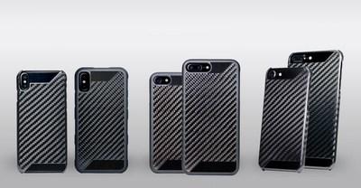 Carbon Trim Solutions Announces First Carbon Fiber Cases for iPhone X & 8