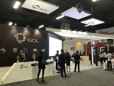 GCL-SI Showcases Industry-leading Black Silicon and PERC Solar Cells at SPI 2017