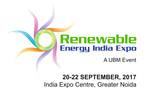REI logo (PRNewsfoto/UBM India Pvt. Ltd.)