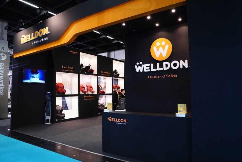 Welldon Features Full Product Lineup at Kind and Jugend 2017