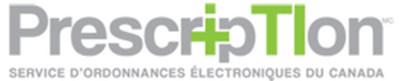 PrescripTIon (Groupe CNW/Inforoute Santé du Canada)