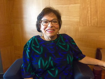 Disability and civil rights advocate Judy Heumann