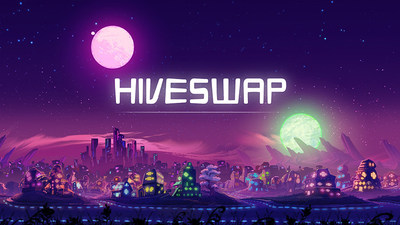 What Pumpkin Games debuts the long-awaited HIVESWAP: ACT 1, set in the same universe as the immensely popular HOMESTUCK webcomic! HIVESWAP is available now through Steam and the Humble Store for PC and Mac platforms at http://store.steampowered.com/app/623940/HIVESWAP_Act_1/ and https://www.humblebundle.com/store/hiveswap-act-1