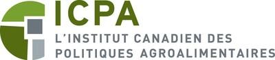 Logo : L'Institut canadien des politiques agroalimentaires (ICPA) (Groupe CNW/L'Institut canadien des politiques agroalimentaires)