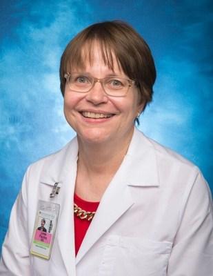 Linda Pauliks, M.D., medical director, pediatric and congenital cardiac imaging, Miller Children's & Women's Hosptial Long Beach