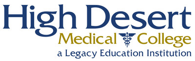 High Desert Medical College offers hands-on healthcare career training for the real world.