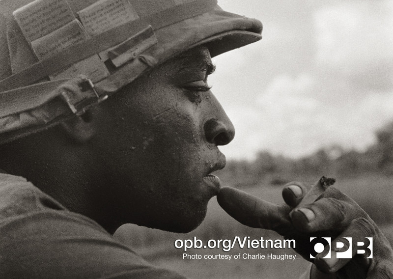 """""""The Vietnam War Oregon Remembers"""" is a new 90-minute, immersive OPB documentary featuring personal accounts from local veterans and others about the impact of the Vietnam War. Watch online now at www.opb.org/Vietnam or for those in the OPB broadcast area, tune in Monday, Oct. 2 at 9 p.m. on OPB TV."""