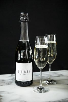 Giuliana and Bill Rancic and Luxury Wine Importer, Terlato Wines, launch Giuliana Prosecco.