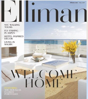 Douglas Elliman Partners With Advance Local's Headline Studio To Launch The Reimagined Elliman Magazine