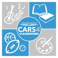 """Chrysler brand (and the Chrysler Pacifica/Pacifica Hybrid) teams up with National PTA to support schools across the country through """"Cars 4 Classrooms"""" program"""
