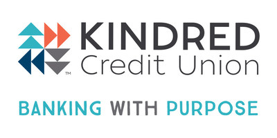Kindred Credit Union Honoured as Best for the World! (CNW Group/Kindred Credit Union)