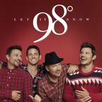 98° To Release 'Let It Snow' Album This Fall