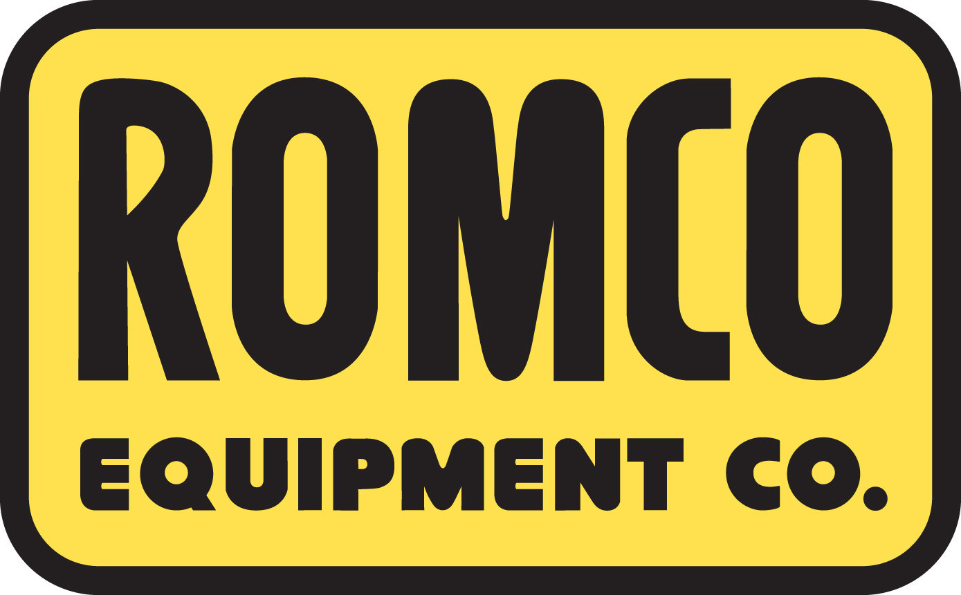 ROMCO Equipment Co. logo (PRNewsfoto/ROMCO Equipment Co.)