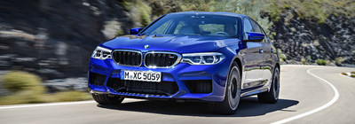 Pacific BMW, a dealership in Glendale, California, will soon offer the high-performance 2018 BMW M5.