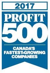 PROFIT 500 (CNW Group/Distinct Infrastructure Group Inc.)