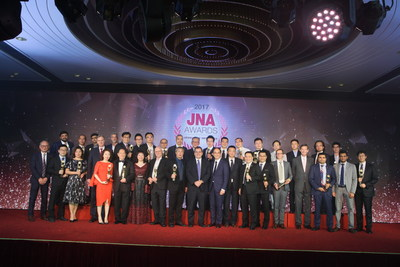 The JNA Awards honours industry leaders who represent excellence, innovation and success