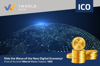 Check out the 1World ICO site: ico.1worldonline.com