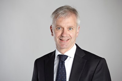 Chief Commercial Officer and Vice President for Neovii Pharmaceuticals Juergen_Pohle (PRNewsfoto/Neovii Pharmaceuticals AG)