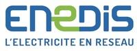Enedis Logo (PRNewsfoto/Enedis)