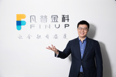 FinUp co-founder and iQianJin.com CEO Yang Fan (Source: FinUp)