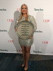 Jamie Kern Lima, IT Cosmetics Co-Founder and CEO, Wins CEW Achiever Award (PRNewsfoto/IT Cosmetics)