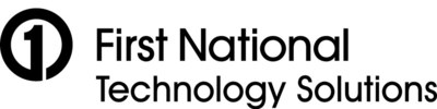 First National Technology Solutions Logo (PRNewsfoto/First National Technology Solut)