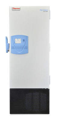 Energy efficient Thermo Scientific TSX400 Ultra-low Temperature Freezer, now with ENERGY STAR certification