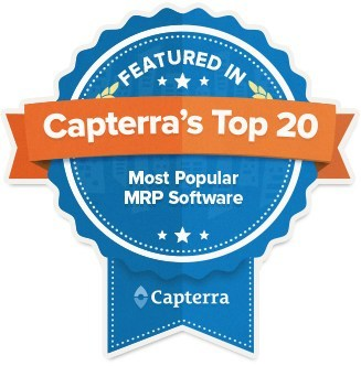 SYSPRO ERP Software Recognized by Capterra as a Most Popular Materials Requirements Planning (MRP) Software Solution