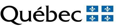 Logo : Gouvernement du Québec (Groupe CNW/Société canadienne d'hypothèques et de logement)