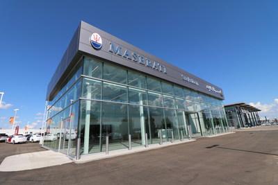 Maserati Opens First Dealership In Canadian Province Of Saskatchewan  photo credit: Maserati of Saskatoon