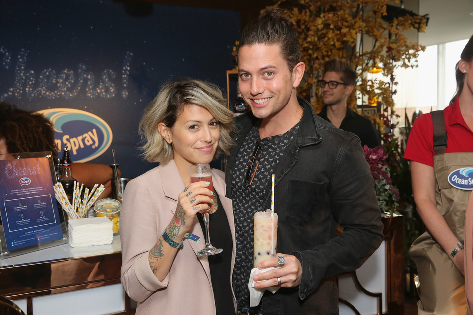 No fangs needed for Twilight actor Jackson Rathbone who toasted to the awards season with a Scene Stealer cranberry cocktail by Ocean Spray at the Kari Feinstein Style Lounge Thursday, Sept. 14 in Los Angeles. (PRNewsfoto/Ocean Spray)