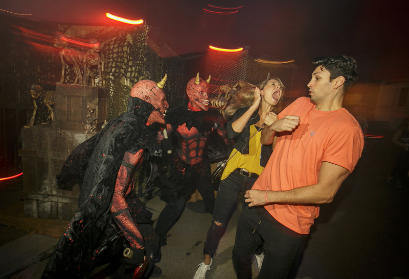 """""""Halloween Horror Nights"""" Opens at Universal Studios Hollywood featuring More Mazes and More Scares than Ever as Southern California's Most Extreme Halloween Event Screams to Life on Select Nights from September 15 – November 4, 2017"""