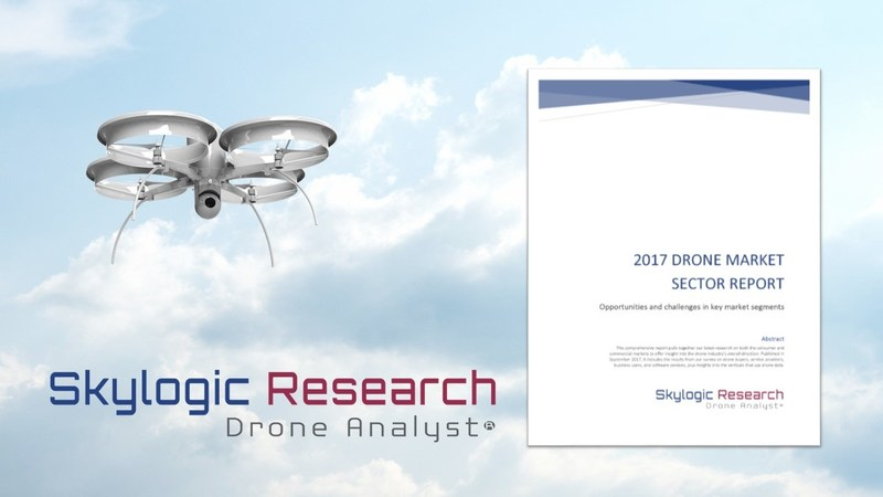 Skylogic Research 2017 Drone Market Sector Report