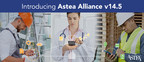 Astea Unveils Latest Version of its Alliance™ Service Management & Mobile Workforce Platform, Unifying the Service-Driven Organization and Connecting it to the Service Ecosystem