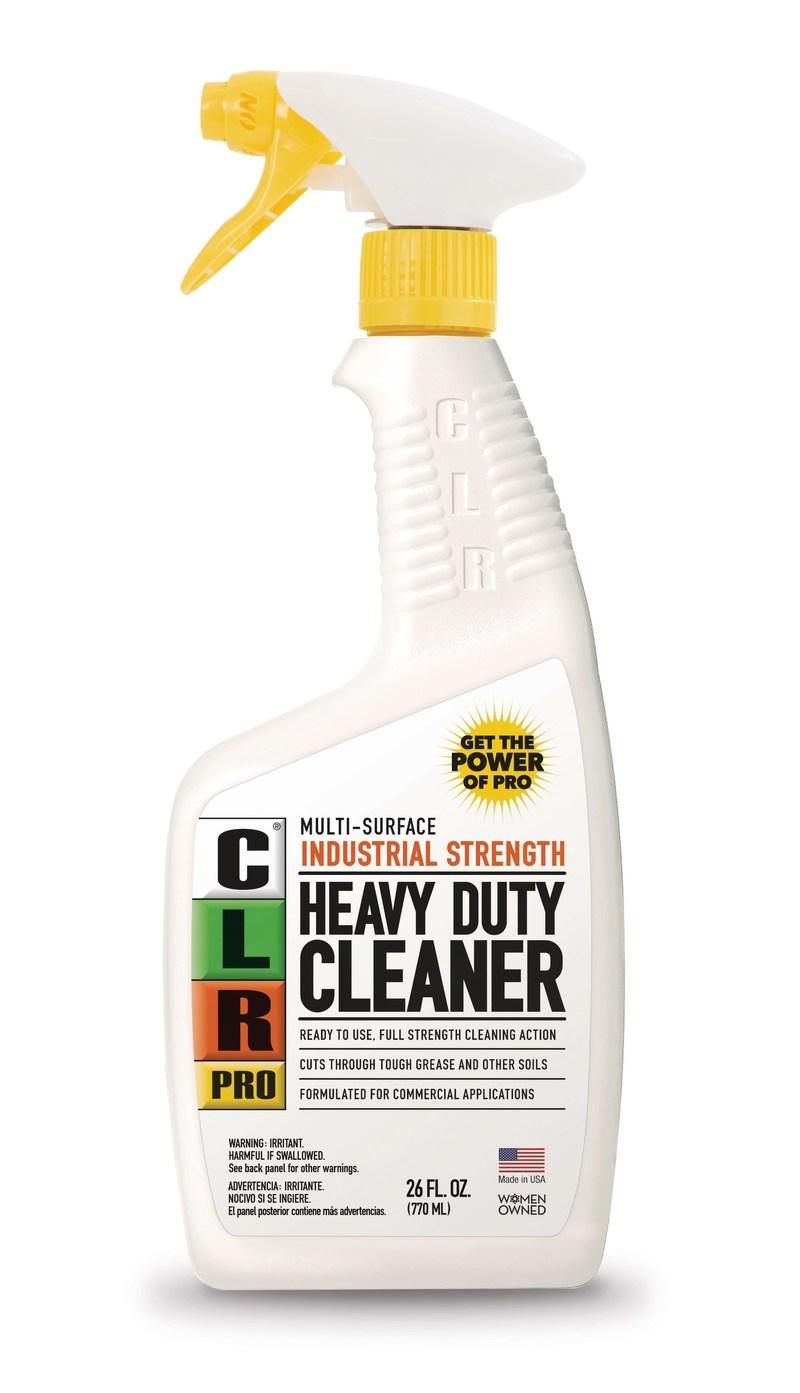 Jelmar's CLR PRO Heavy Duty Cleaner