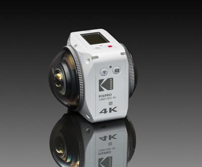 KODAK PIXPRO ORBIT360 4K VR Camera
