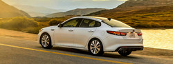 Shoppers looking for a new midsize sedan can now find the 2018 Kia Optima at Performance Kia.