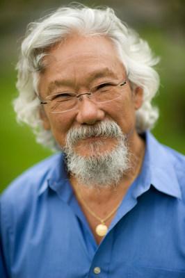 David Suzuki, Award-winning scientist, environmentalist and broadcaster (CNW Group/Ontario Science Centre)