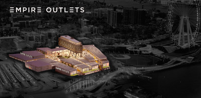 Empire Outlets will be New York City's first premium outlet center, offering an exciting mix of shopping and dining that will attract millions of visitors each year.