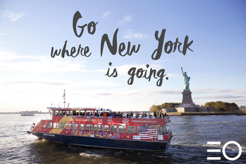 A new partnership between Empire Outlets and CitySightseeing New York will provide shoppers with yet another fast and easy way to get to New York City's first premium outlet center.